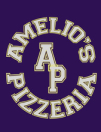 Amelios Pizzas & More Menu