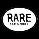 Rare Bar & Grill Chelsea Menu