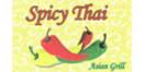 Spicy Thai Asian Grill Menu