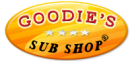 Goodie's Sub Shop Menu