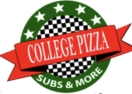 College Pizza Taste of Boston Menu