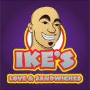 Ike's Love & Sandwiches Menu
