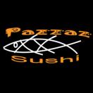 Pazzaz Sushi Menu