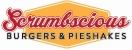 Scrumbscious Burgers & Pieshakes Menu