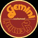 Gemini Diner Menu