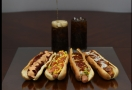 The Bethel Hot Dog Palace Menu