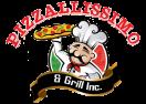 Pizzallissimo Menu