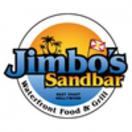 Jimbo's Sandbar Menu