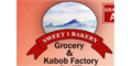 Sweet Bakery Grocery & Kabob Factory Menu
