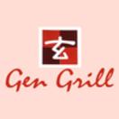 Gen Grill Menu