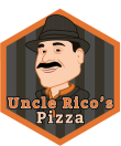 Uncle Rico's Pizza Menu