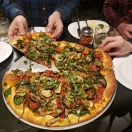 Toscana Pizza Menu