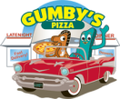 Gumby's Pizza Menu