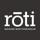 Roti Modern Mediterranean Menu