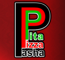 Pasha Pita Pizza Menu