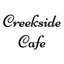 Creekside Cafe Menu