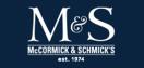 McCormick & Schmick's Seafood & Steaks Menu