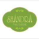 Shandra Thai Cuisine Menu