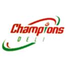 Champions Deli Market Menu