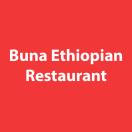 Buna Ethiopian Restaurant Menu