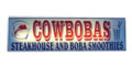 Cowbobas Menu