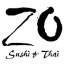 Zo Sushi and Thai Restaurant Menu