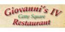 Giovanni's IV (Yonkers) Menu