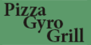 Pizza Gyro Grill Menu