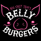 Big Chef Tom's Belly Burgers  Menu