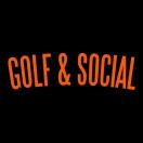 Golf  & Social Menu