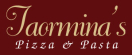 Taormina's Pizza, Pasta & Catering  Menu