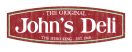 The Original John's Deli Menu