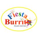 Fiesta Burrito Menu