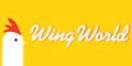 Wing World Menu