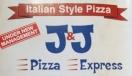 JJ's Pizza Menu