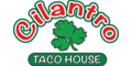 Cilantro Taco House Menu