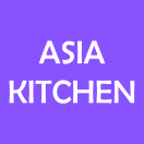 Asia Kitchen Menu