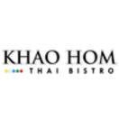 Khao Hom Thai Bistro Menu