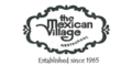 Mexican Village Menu