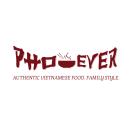 Pho Ever Restaurant Menu