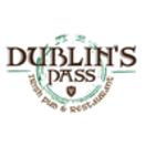 Dublin's Pass Irish Pub & Restaurant Menu