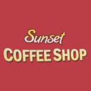 Sunset Coffee Shop Menu