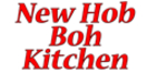 New Hob Boh Kitchen Menu