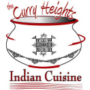Curry Heights Menu