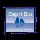 Capri Blu Menu