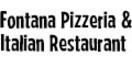 Fontana Pizzeria & Italian Restaurant  Menu
