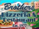 Brothers Pizzeria Menu