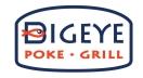 Bigeye Poke Grill Menu