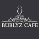 Bublyz Cafe Menu