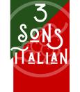 3 Sons Italian Restaurant Menu